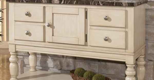 Manadell Dining Room Server With Faux Marble Top By Signature Design By Ashley Diningroom