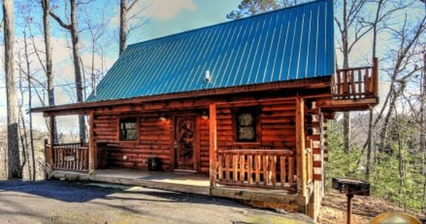 Super cheap pet friendly happily ever after smoky for Smoky mountain tennessee cabin rentals