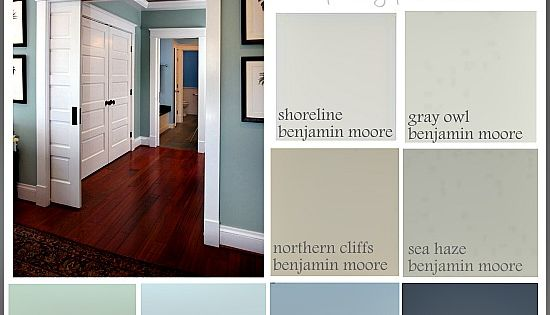 Collection of Great Transitional Paint Colors {Friday Favorites} The Creativity Exchange ~