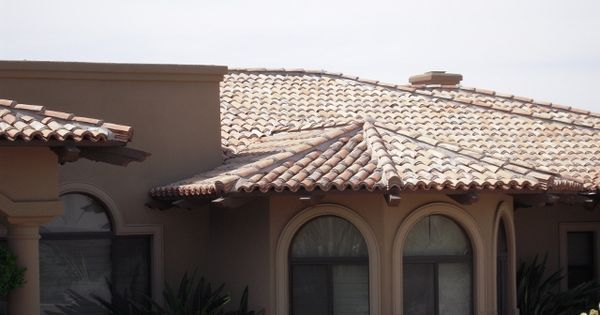 Concrete and clay tile roofs offer a non combustible class for Fire resistant roofing