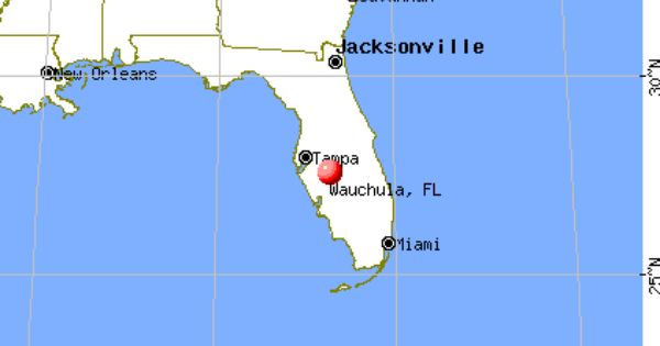 Where I Lived From Age 6 To Age 15 Wauchula Florida Cocoa Beach Florida Cocoa Beach Map Of Florida