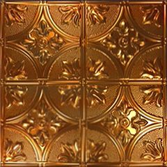 Tin Ceiling Xpree Lincoln Copper Finish Tin Ceiling Tin Ceiling