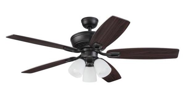 Turn Of The Century Conley 52 Led Ceiling Fan With Remote At