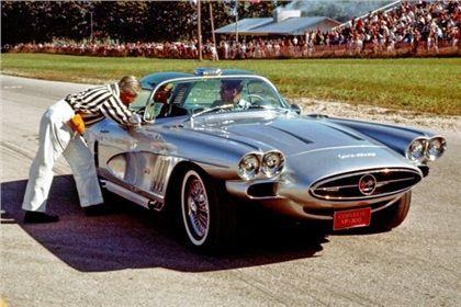 1958 Chevrolet Corvette Xp 700 Chevrolet Corvette Corvette Chevrolet