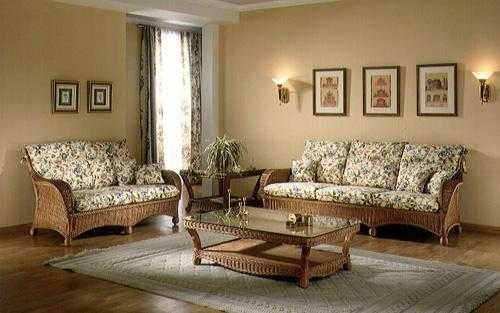 Versatile Wicker Furniture 25 Ideas For Indoor And Outdoor Home Decorating Indoor Wicker Furniture Small Sitting Rooms Furniture