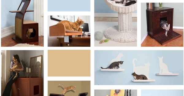 Refined Kind Pet Products. Dream for my cat home.
