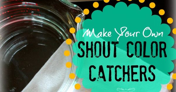 Check Out This Tip On How To Make Your Own Shout Color