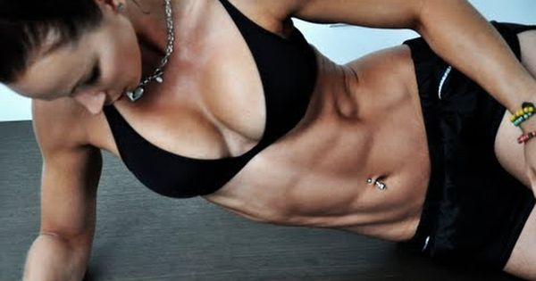 Sexy Time Abs Workout Includes Split Squats, Ugi Plank Hip Thrusts, Plank