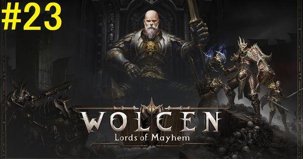Wolcen Lords Of Mayhem Gameplay Act I Secrets Of Anankis Eldric Fi In 2020 Mayhem Lord Doom Pc
