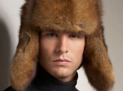 Yes You Do Need One Fur Hat Men Mens Fur Hats For Men