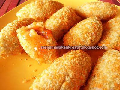 Resep Cireng Isi Moncrot Gorengan Crispy Jajanan Bandung Resep Resep Masakan Indonesia Masakan Indonesia