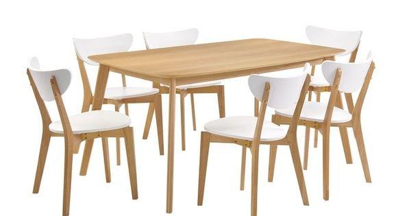Helsinki Dining Table Rect Oak Tables For Sale