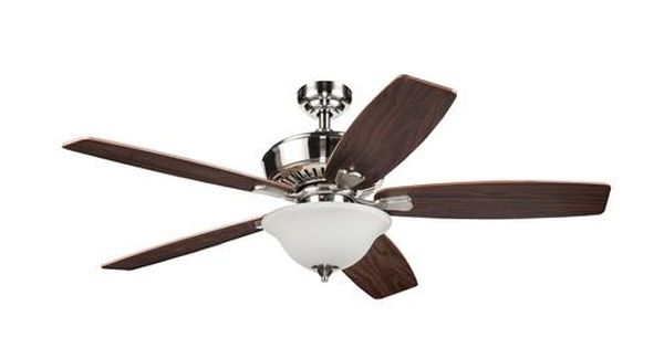 Turn Of The Century Springbrook 52 In Ceiling Fan With