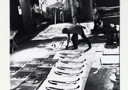 More Artists' Studios - B.A. Lampman