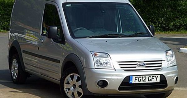 Ford Transit Connect 1 8 High Roof Van Limited Tdci 110ps Van