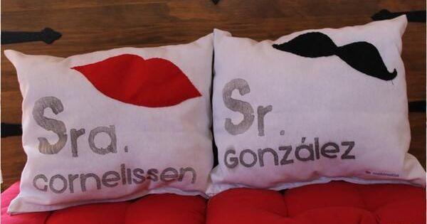 Malonsilla artesan a cojines personalizados para regalo - Cojines hechos a mano ...