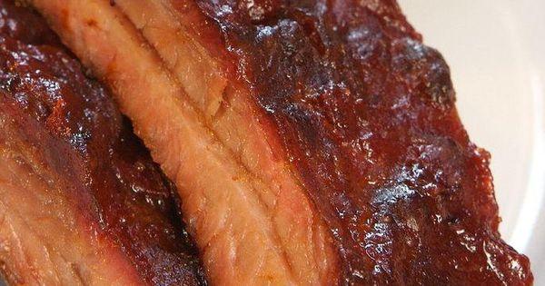Should Be Illegal Oven BBQ Ribs recipe: 3 lb pork back ribs