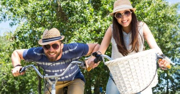 11 Amazing Benefits Of Biking Bike Cycling Straw Bag