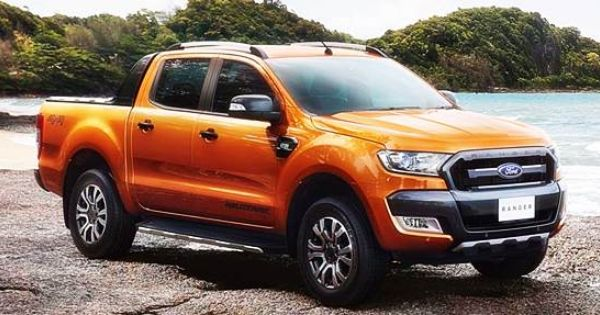 2016 Ford Ranger Wildtrak Philippines 2016 Ford Ranger Wildtrak