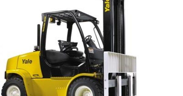 Yale Diesel/LPG Forklift Truck E878 GDP60VX, GDP70VX