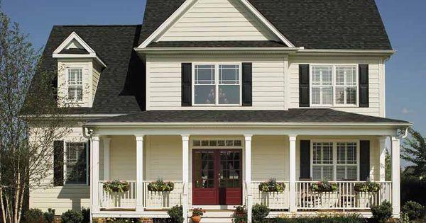 Foto de modelo de casa inglesa de dos pisos jpg 750 562 for Www southernlivinghouseplans com
