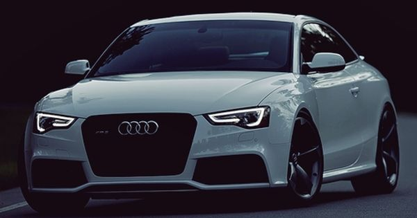 White 2015 Audi RS5 Order yours today through our