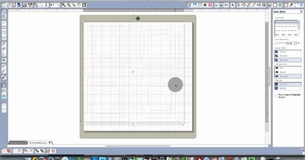how to remove cut lines in silhouette studio