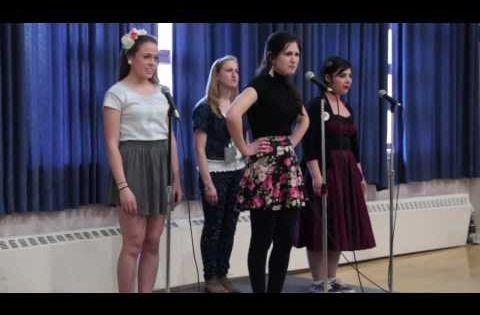 """Another Damn Rape Poem"" - Rutgers University Slam Poetry Team"