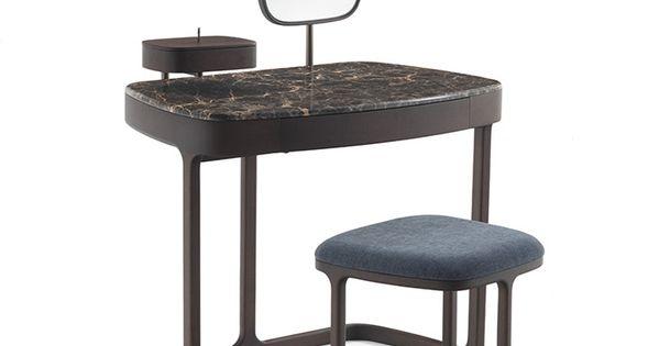 Coiffeuse maskara emmanuel gallina porada for Porada beauty dressing table