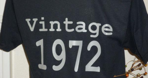 40th Birthday Shirt