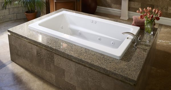 Shop Jacuzzi 72 In L X 42 In W X 21 In H Primo White
