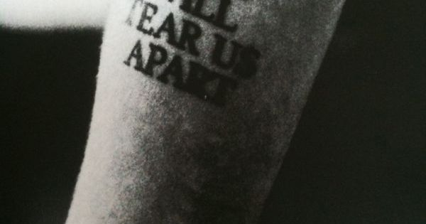 /// joy division ink Tattoo Art