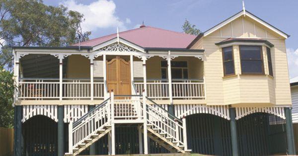 Traditional Queenslander Home Designs Georgina Visit Www