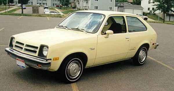 Chevy Chevette Mine Was Lemon Yellow Lol It Was An In Between Cars Bucket Chevette Chevette Hatch Chevete