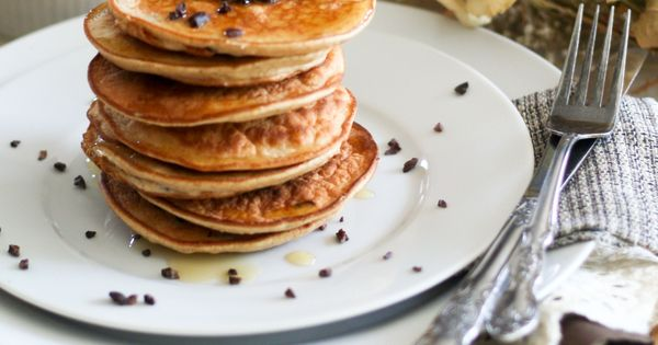 Towers, Pancakes and Coconut on Pinterest