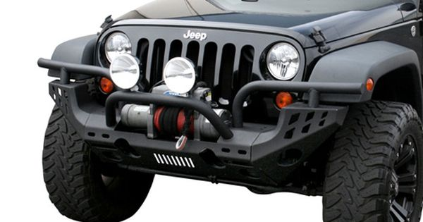 Jeep Accessory Aries Off Road Jeep Wrangler Front Replacement