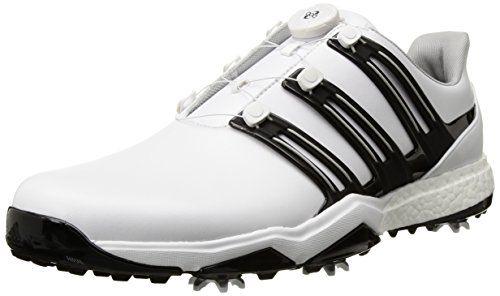 Adidas Powerband Boa Boost Golf Shoe White 12 M Us Boost Shoes