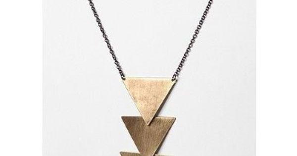 RP triángulos / Urban Outfit