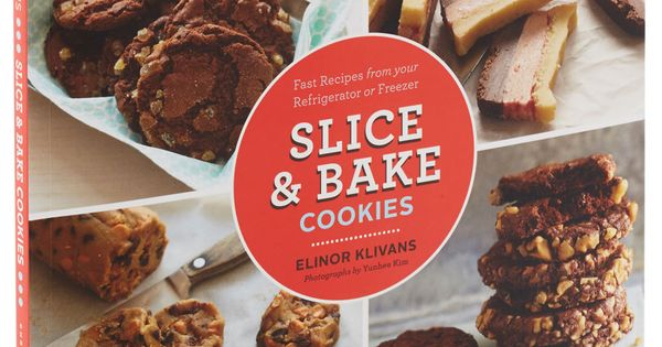 Slice and Bake Cookies | ModCloth, Cookies and Vintage Books