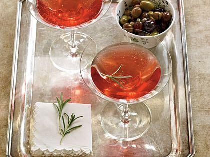 Holiday cocktails, Sparklers and Pomegranates on Pinterest