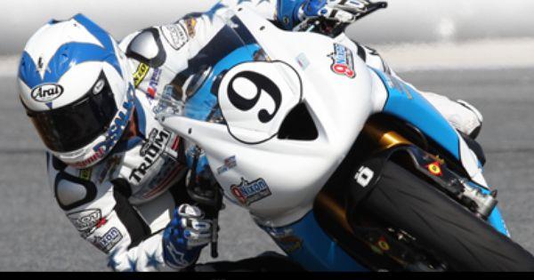 Jason Disalvo Home Triumph Motorcycles Racing Amazing Race