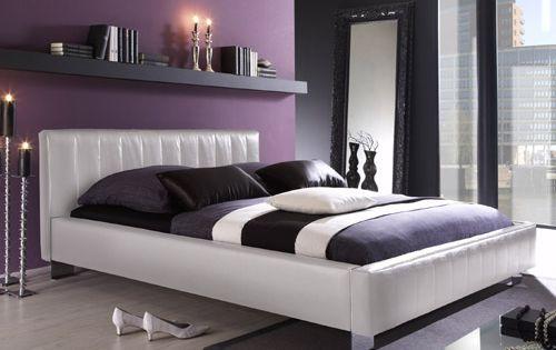 Quelle ambiance chambre gris et violet chambrelo pinterest chambre pare - Chambre adulte violet ...