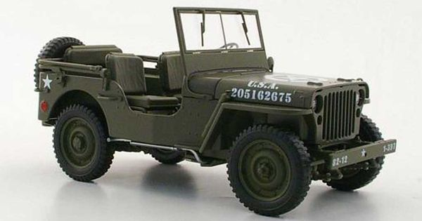 Miniature Jeep Willys U S Army Olivverte Welly Jeep Accessories Pinterest Jeep Willys