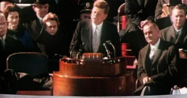 antithesis in jfk inaugural speech Kennedy's inaugural address  inaugural address by john f kennedy and evaluate the  •antithesis is the contrast of ideas or words in a parallel.