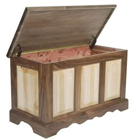 Mixed Wood Hope Chest Wood Furniture Diy Chest Woodworking Plans Wood Furniture Plans