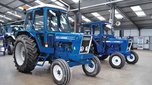 Ford 6600 Tractors Ford Tractors Ford