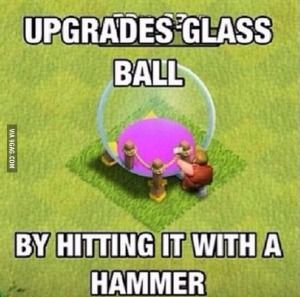 Game App Review Clash Of Clans By Supercell Clash Of Clans Coc Memes Clash Royale Funny