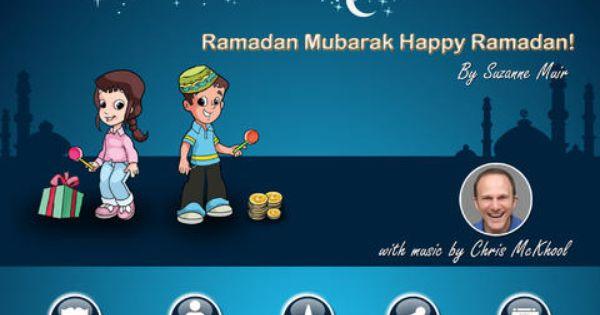 Ramadan Mubarak Happy Ramadan Ramadan Iphone Apps Free Kids App