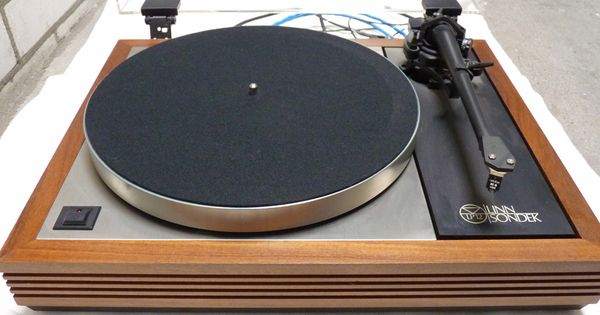 Linn Sondek LP-12 (my former digitizing table) | Linn ...