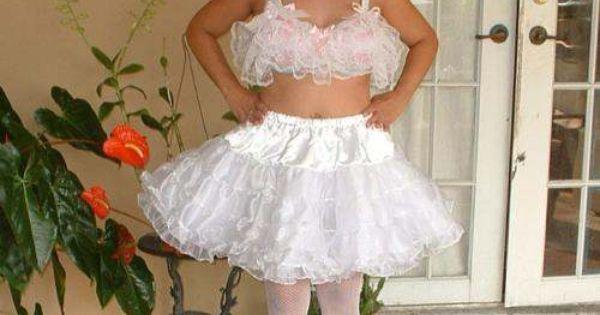 Wp P2 Mirrow Organza Amp Paper Nylon Petticoat What I Want